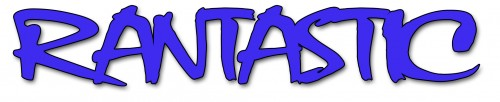 Rantastic Logo Blau